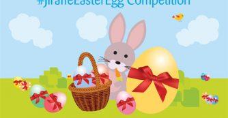 Easter Comp Blog Header Image